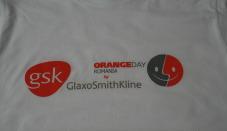 Tricou personalizat la 3 culori