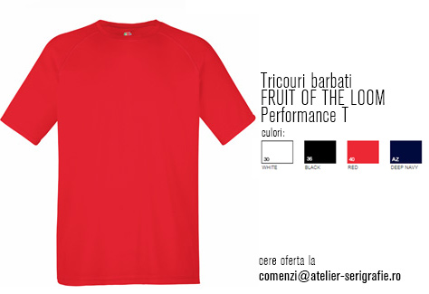 Fruit of the Loom Performance T