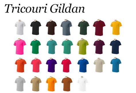 tricouri Gildan