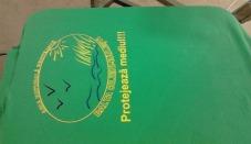 """Tricouri personalizate cu """"Protejeaza mediul!"""""""